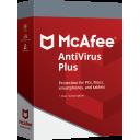 Antivirus mcafee antivirus plus