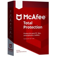 Mcafee Total Protection 2019 Código de Licencia