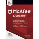 Antivirus Mcafee Livesafe 2018 Clave de Licencia