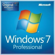 Licencia Windows 7 Pro 64 / 32 Bits